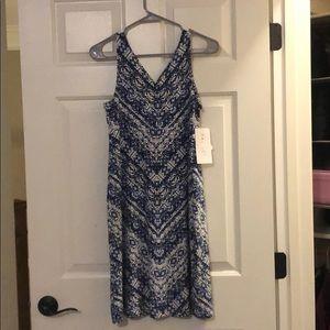 Athleta patterned dress